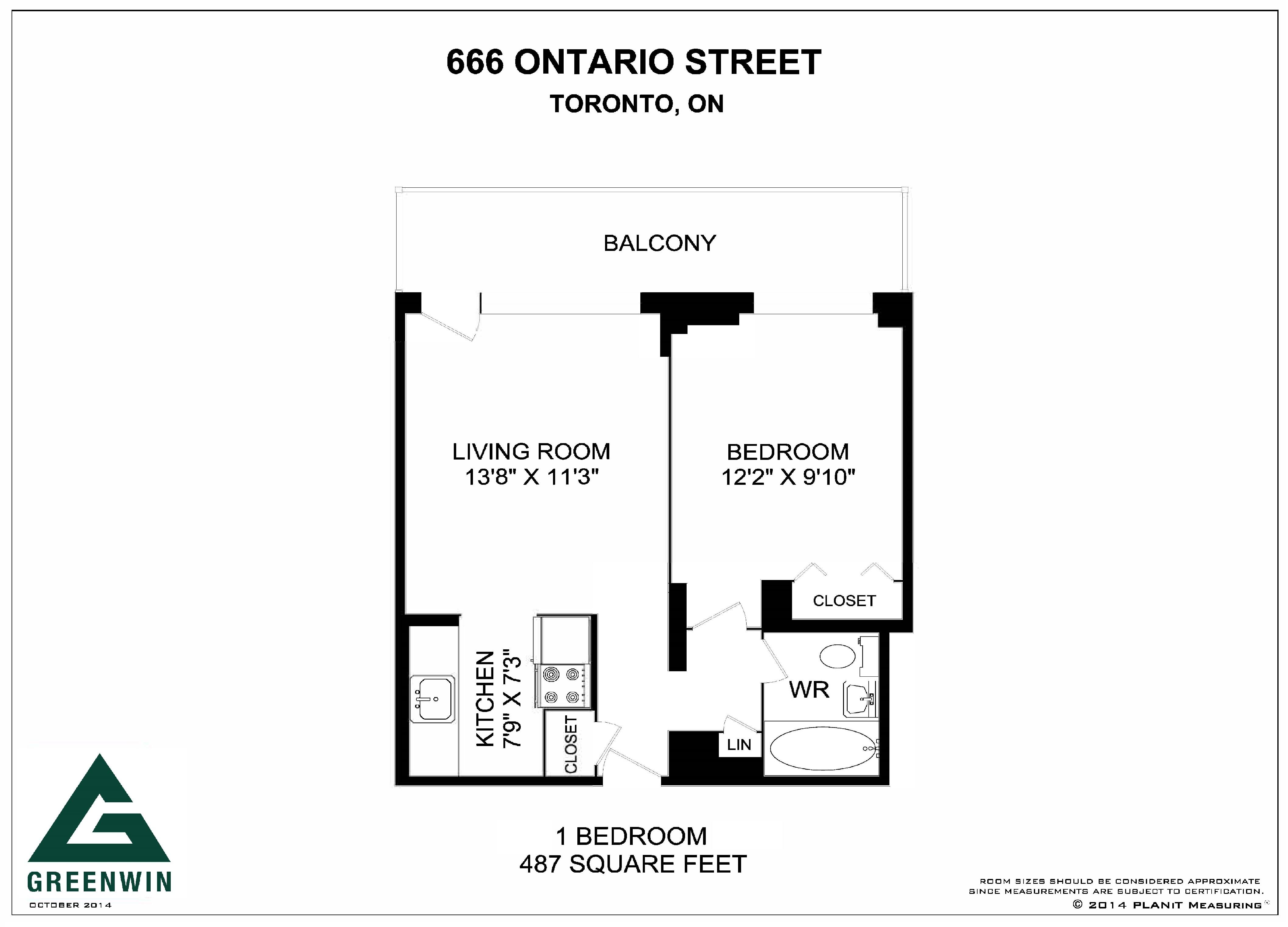 9 Ontario St.  Greenwin