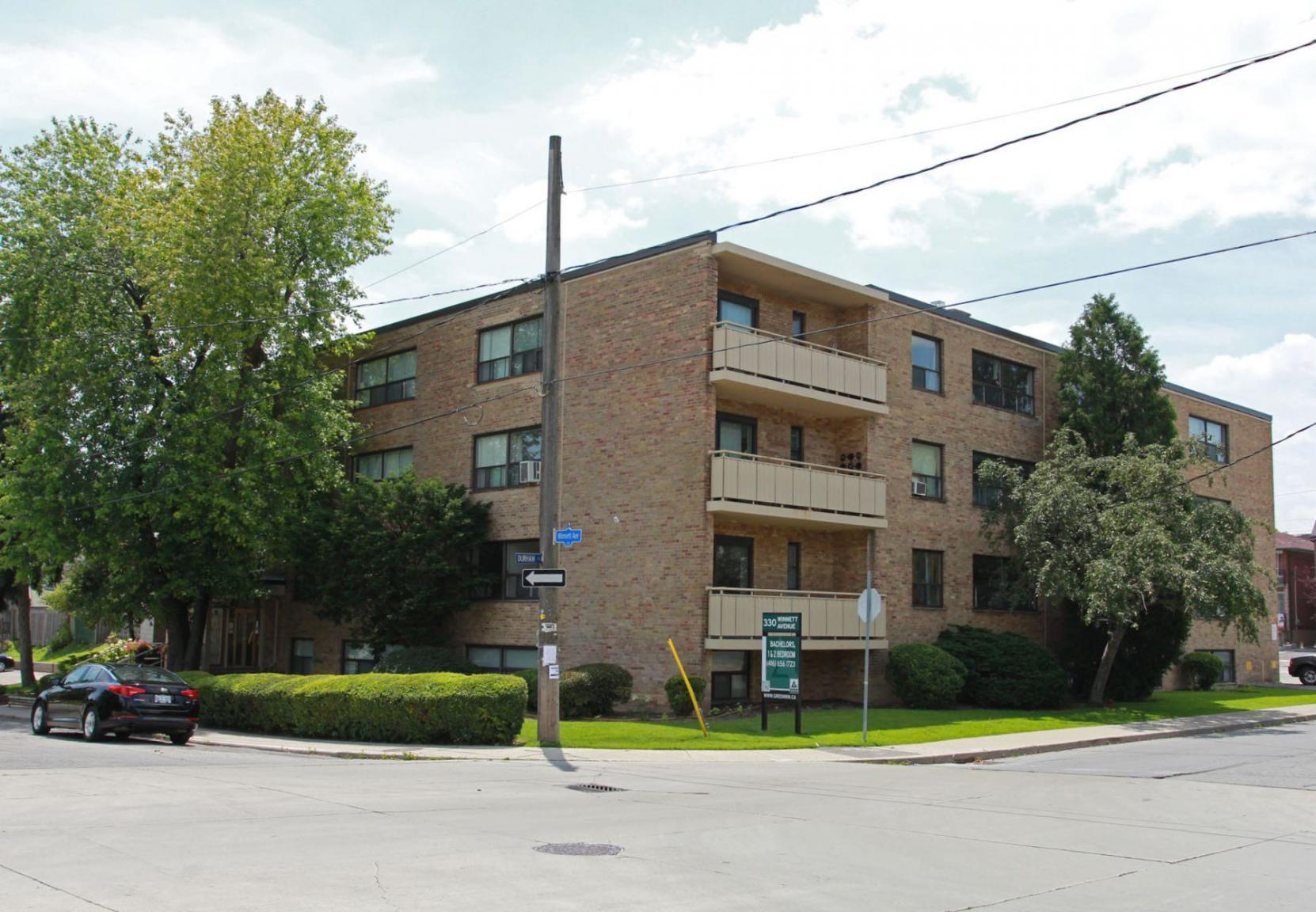 300 & 330 Winnett Ave.