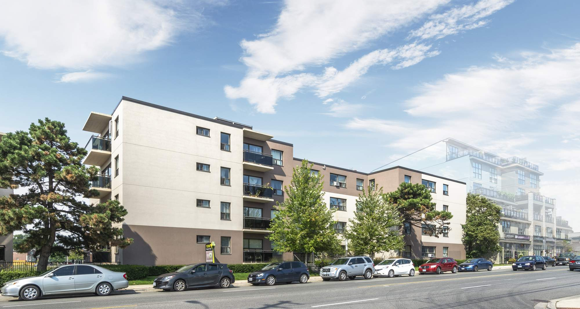 1150 & 1200 Kingston Rd.