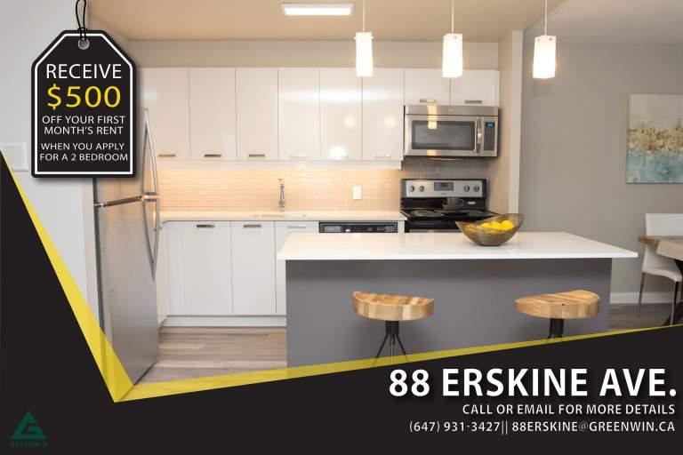 88 Erskine Ave.
