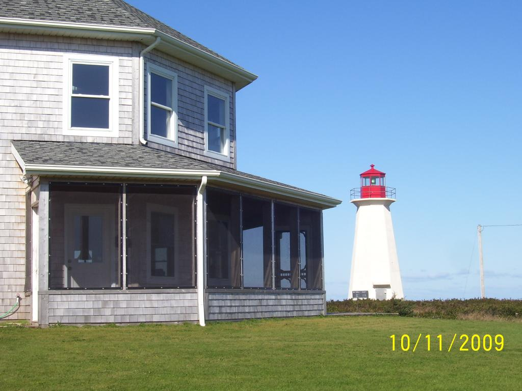 St. Peters Bay House for rent, click for more details...
