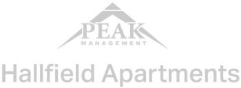 Hallfield Apartments Logo