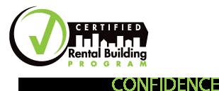 Certified Rental Building Program