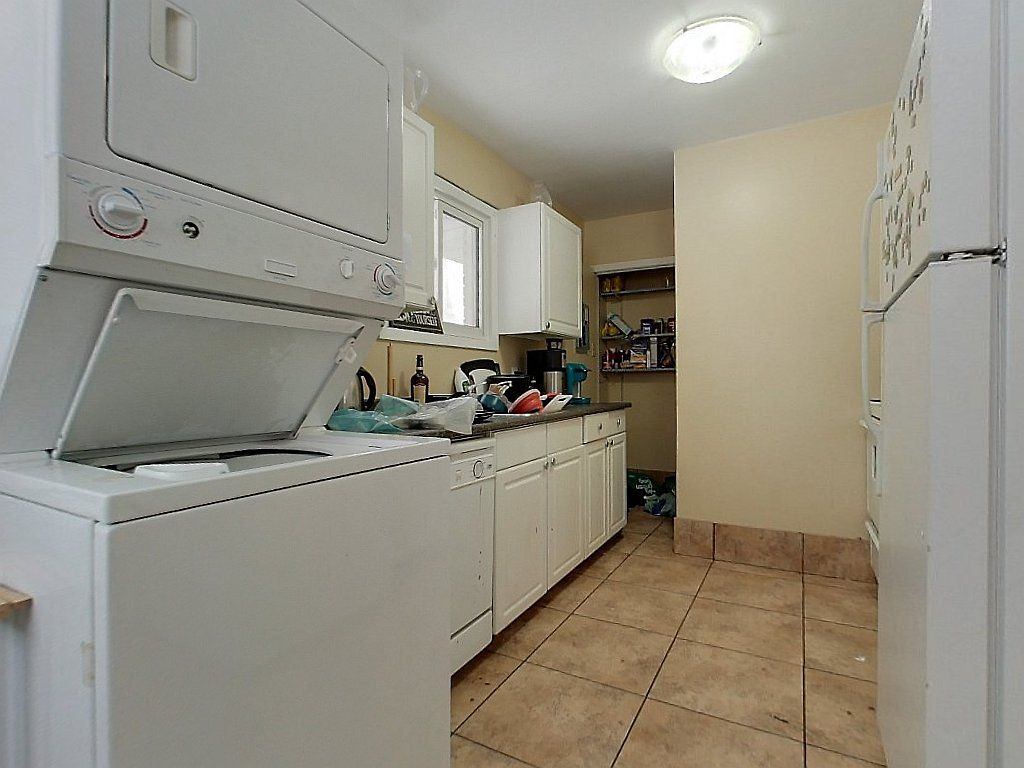 Unit 3, 329 Spruce Street- Laundry and Kitchen