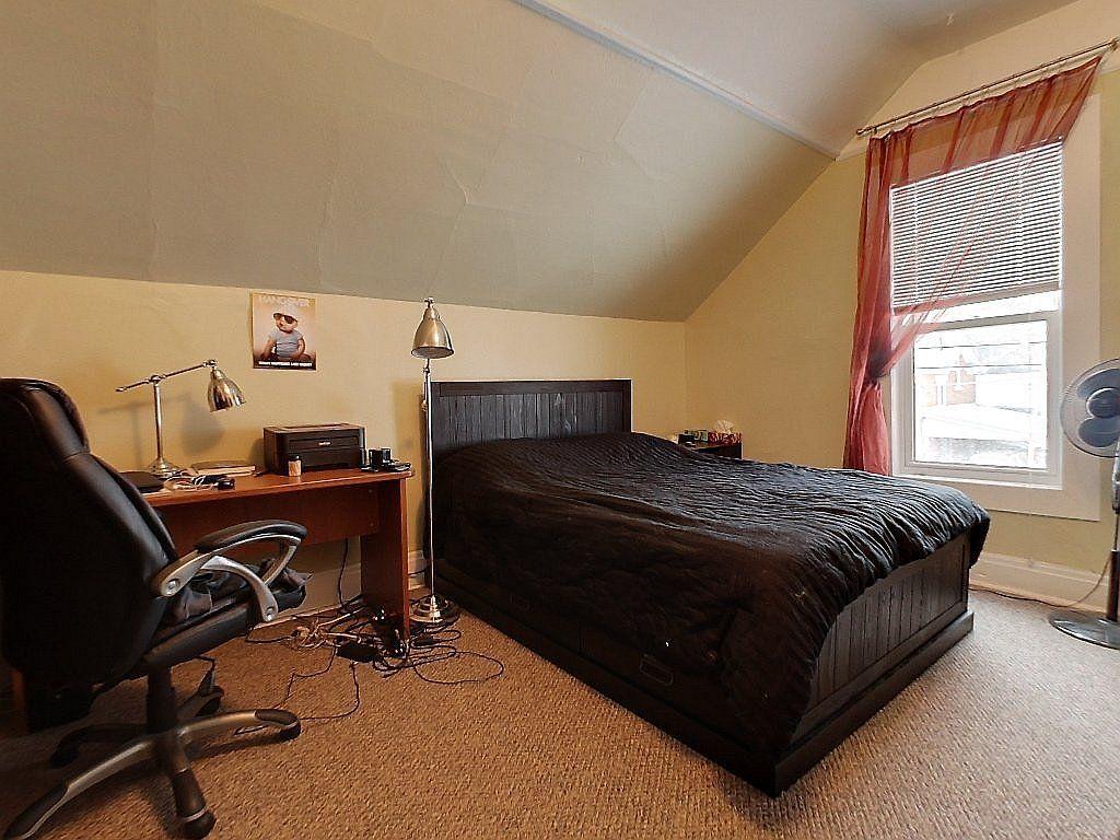 93 Regina St North Unit A- Bedroom