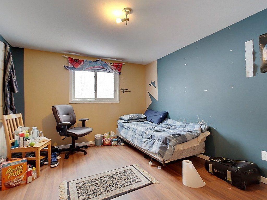 93 Regina Street North Unit B- Bedroom
