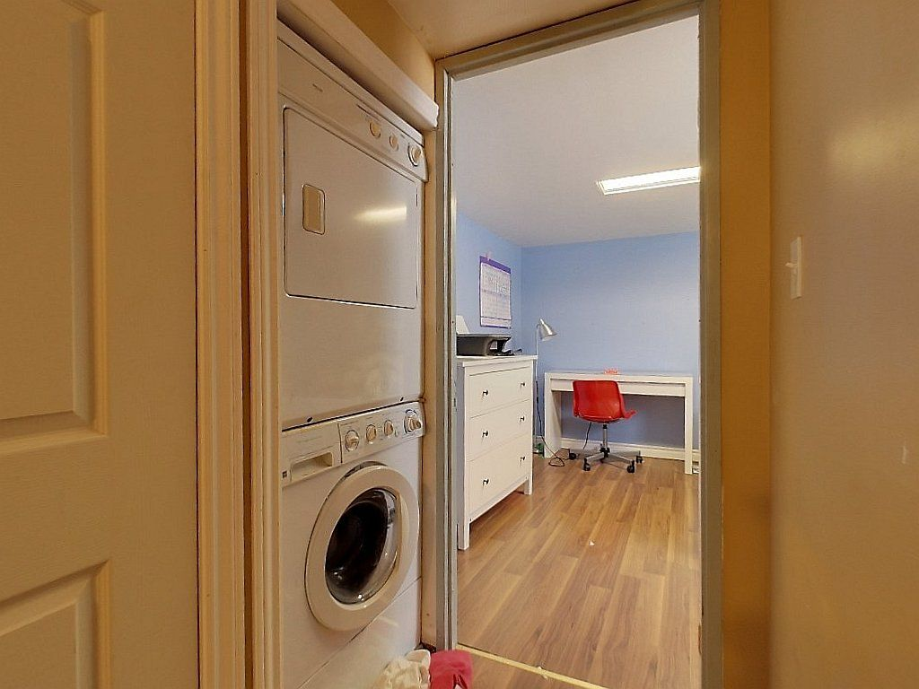 133 Marshall Street Unit 2- Laundry Facilities