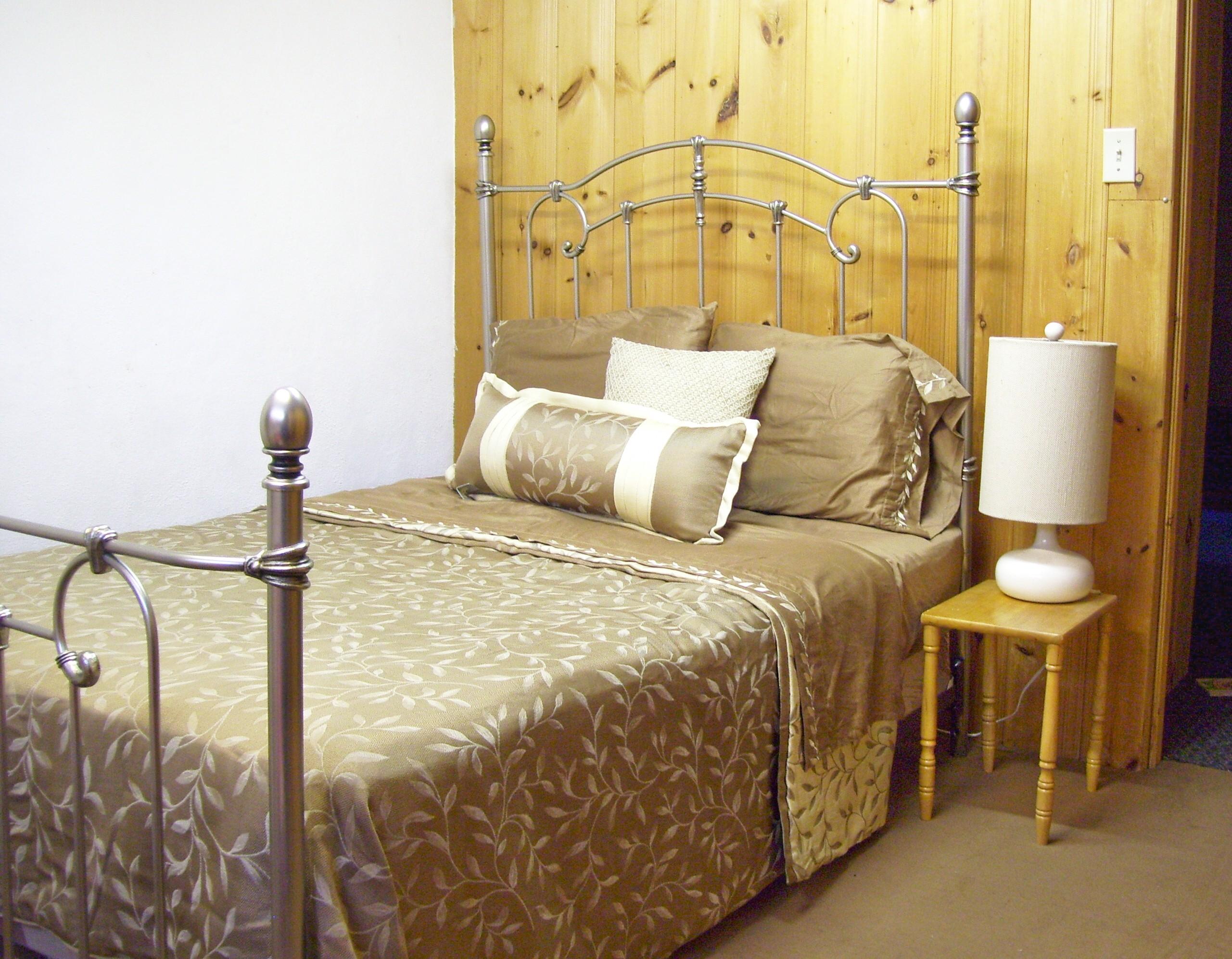Lower Unit - Bedroom