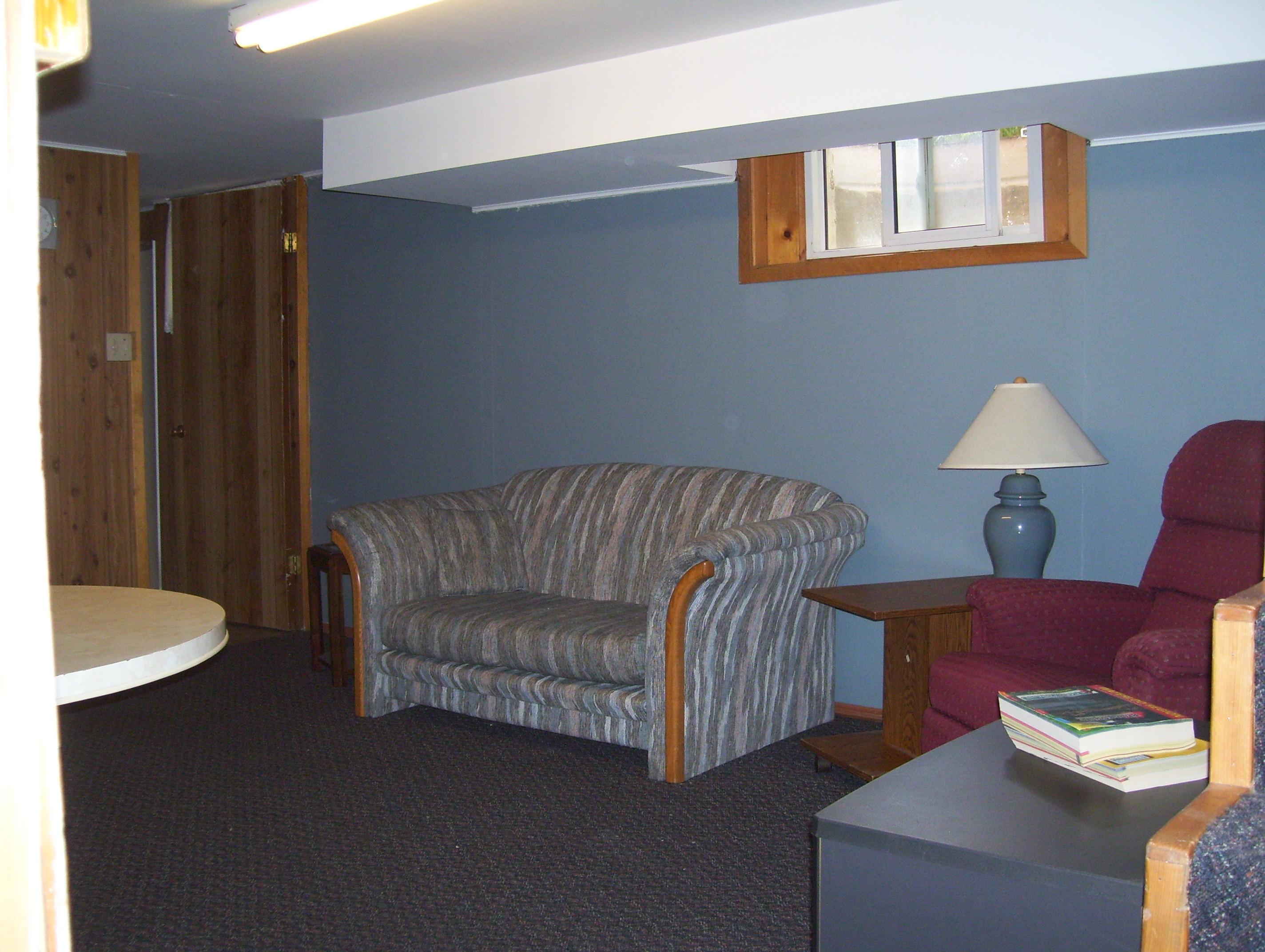 Lower Unit - Living Room