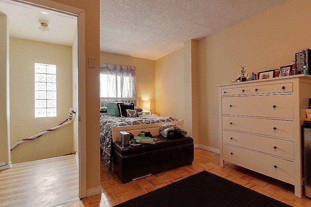 Unit A - Upper floor bedroom