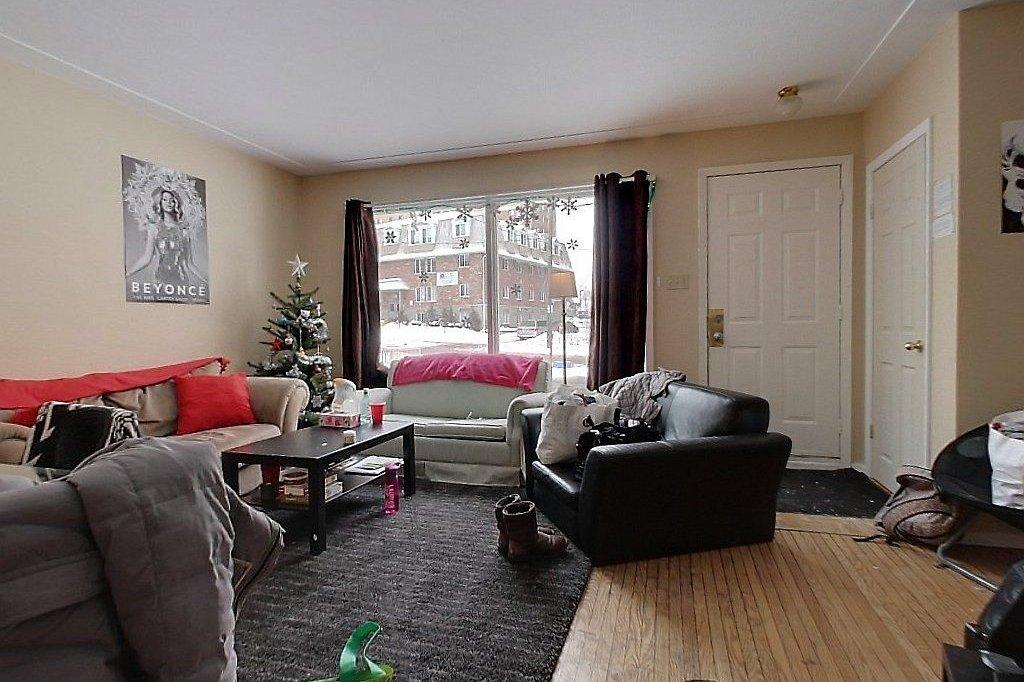 Unit A - Living room