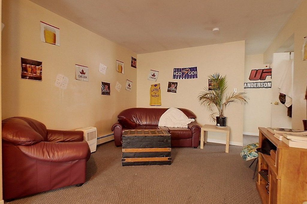 Unit 1 - Living room