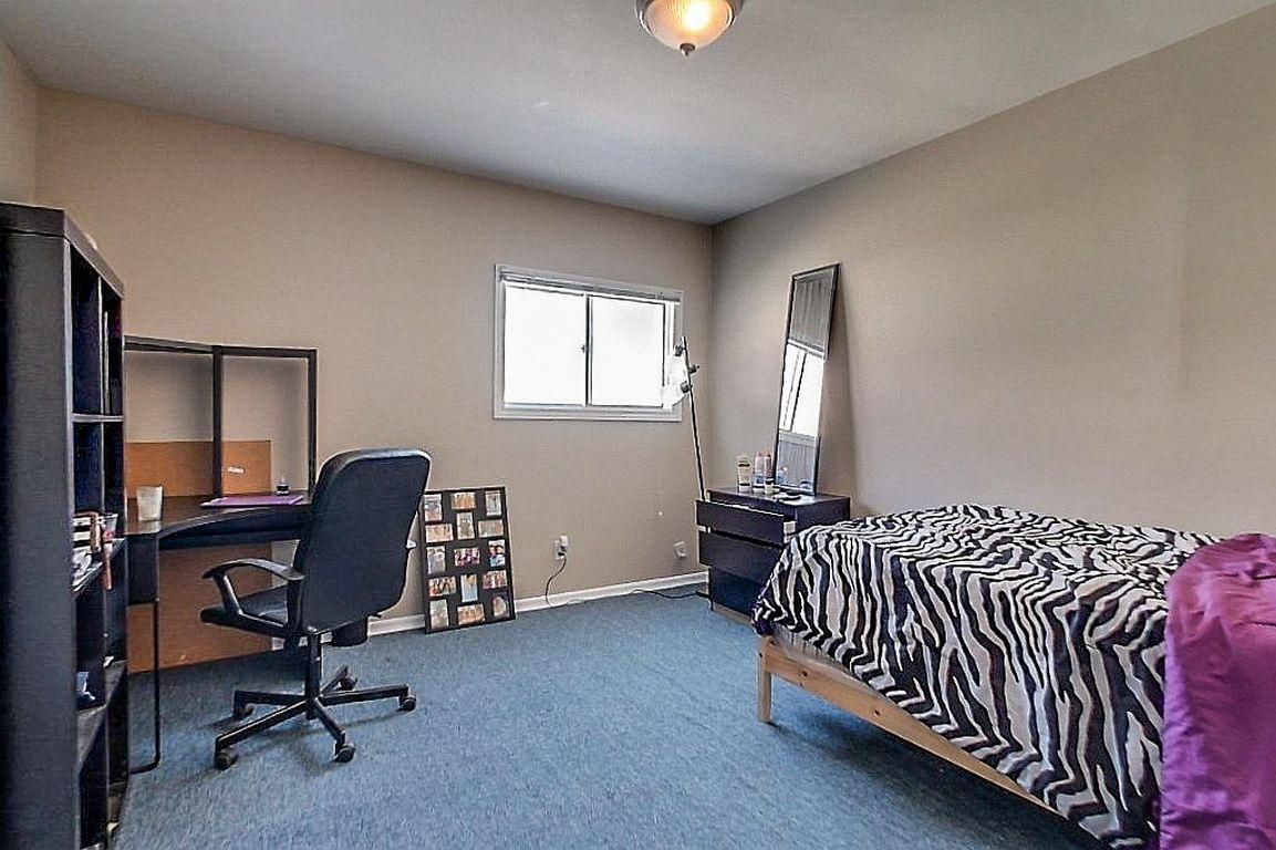 Unit A - Bedroom