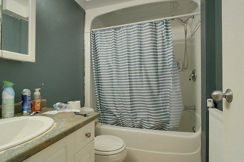 Basement level (unit C) - 1 of 2 bathrooms