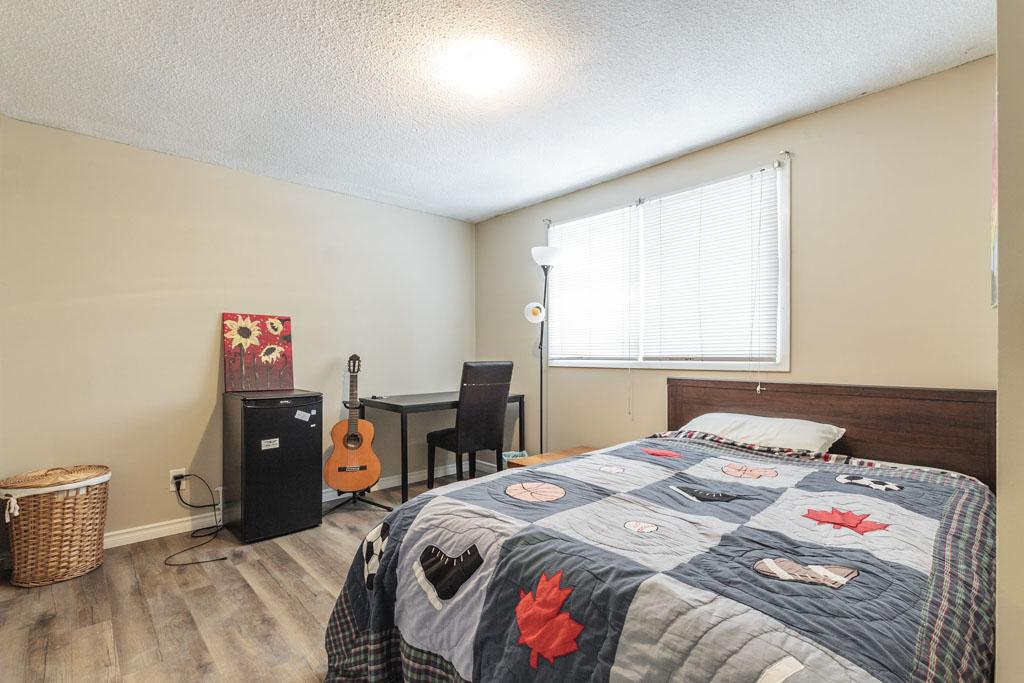 46 Amos - Main floor bedroom