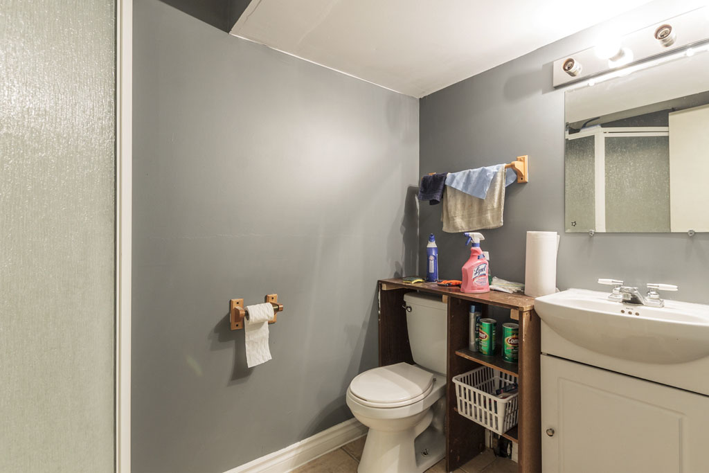46 Amos - Basement washroom