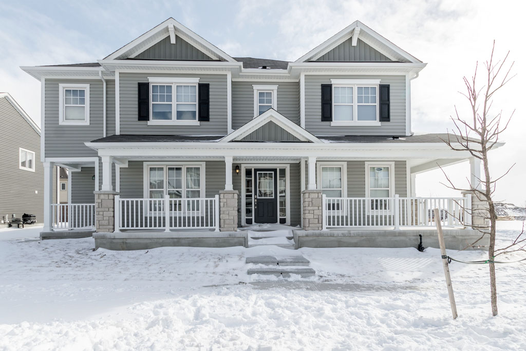 25 Ludolph   New Detached House In SW Kitchener!