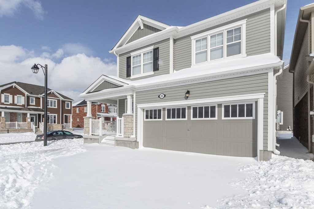 25 Ludolph - New detached house in SW Kitchener!