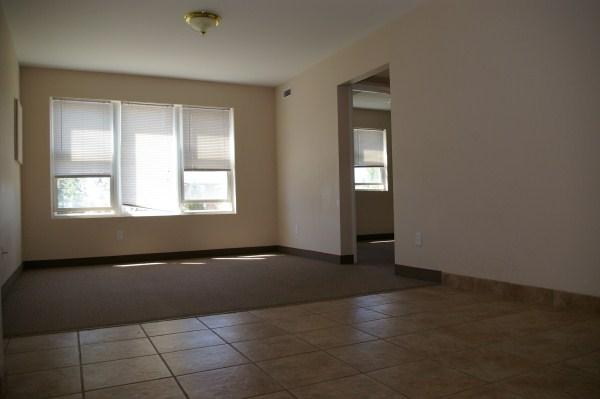 Main or upper level living room
