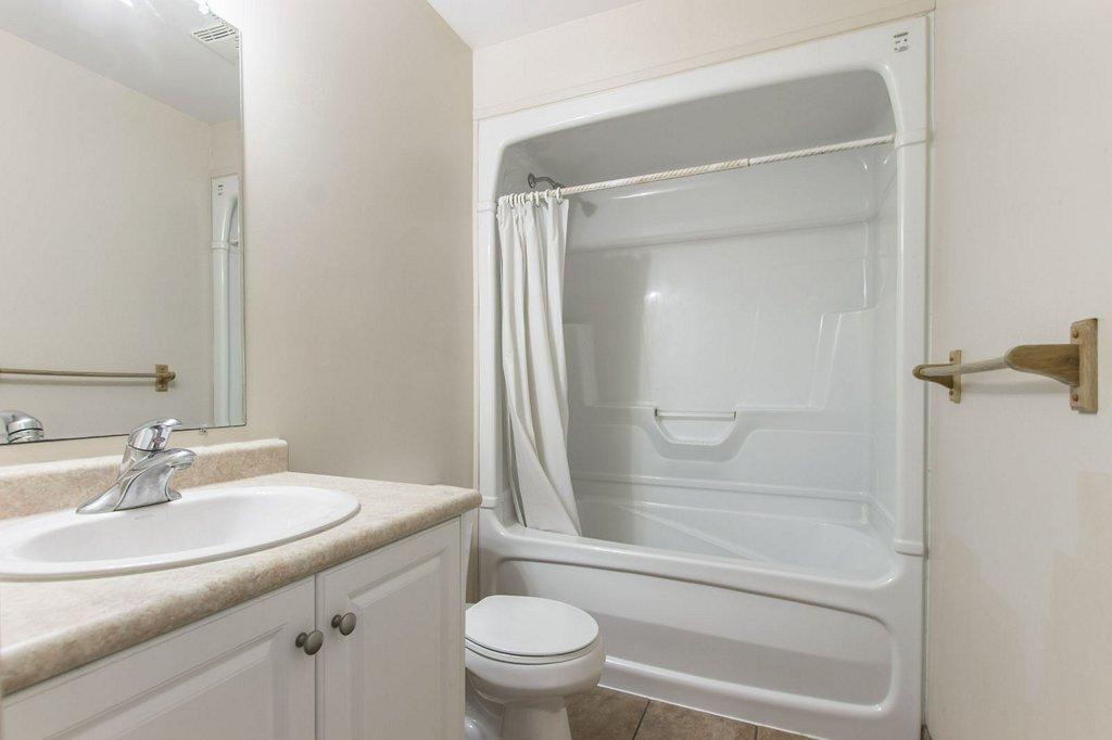 Unit A bathroom 1 of 2