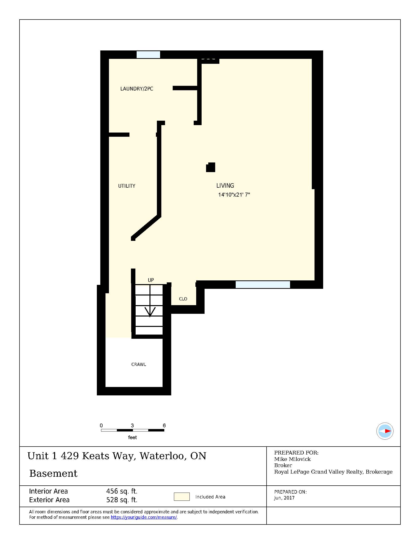 429 Keats Way - BIG three levels of space near UW! Yard!  Renovated + CLEAN! Students love it!