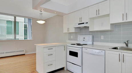 Apartment Building For Rent in  1750 Davie Street, Vancouver, BC