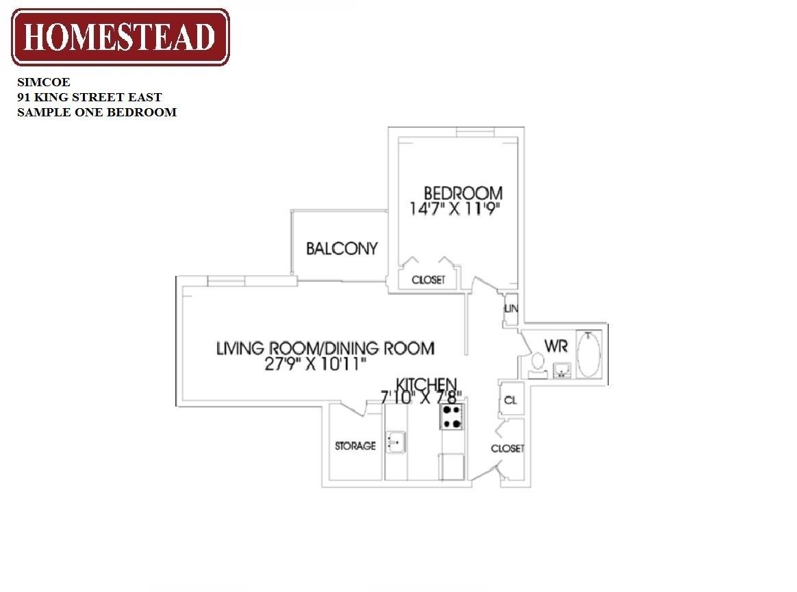 Simcoe homestead for 126 simcoe st floor plan