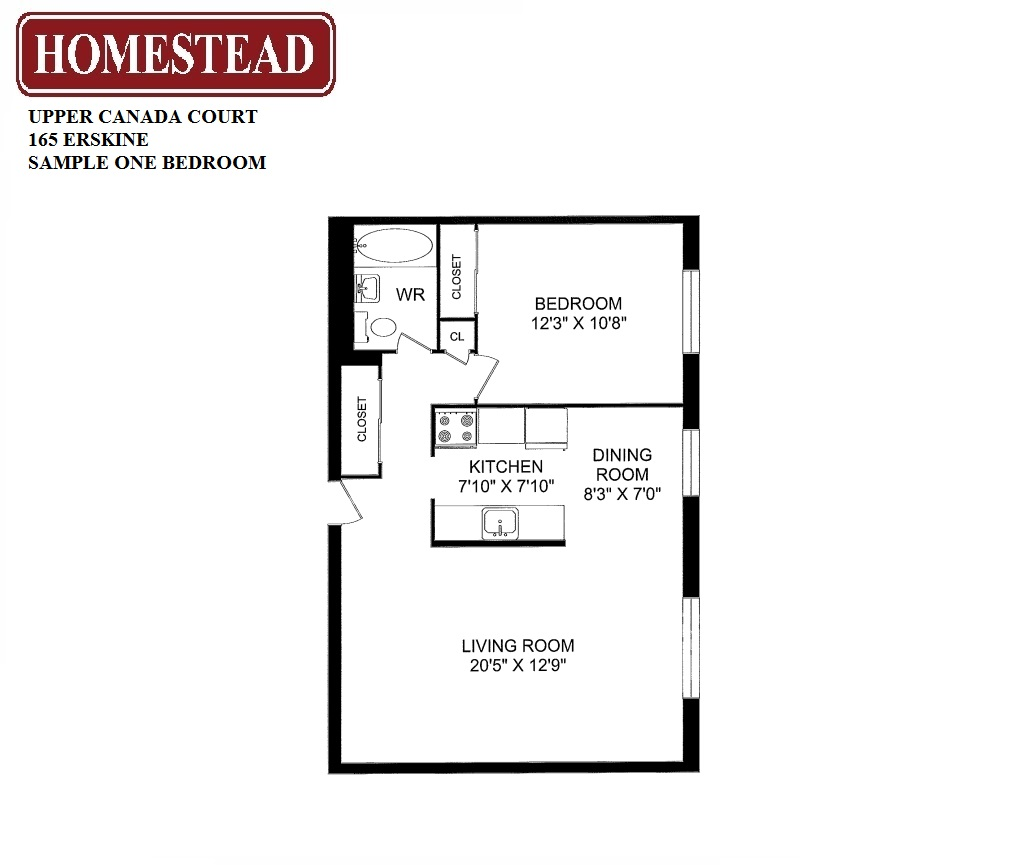 Studio Apartment Yonge And Eglinton upper canada apartments 165 - yonge and eglinton | homestead