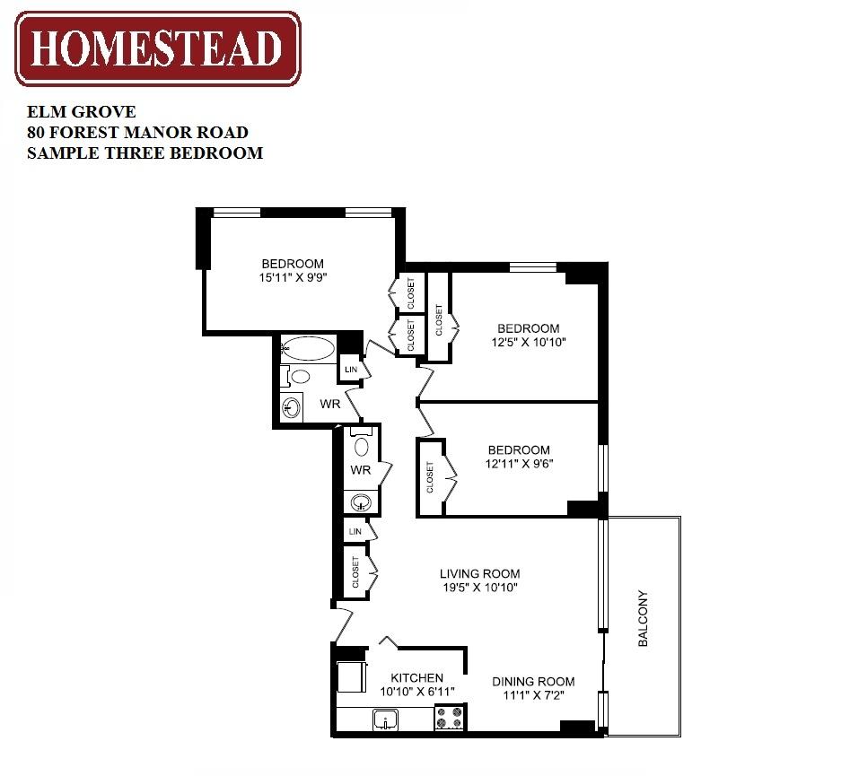 Elm Grove Apartments: Homestead