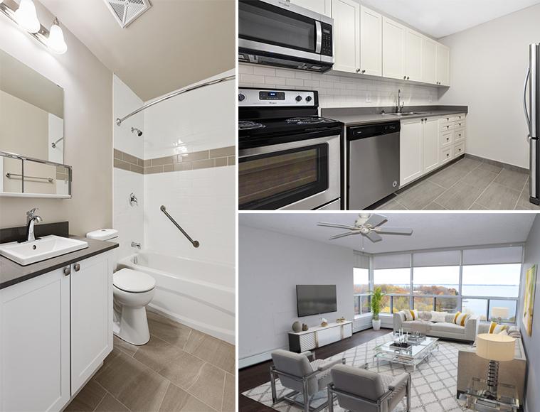 Renovated Apartment Suites
