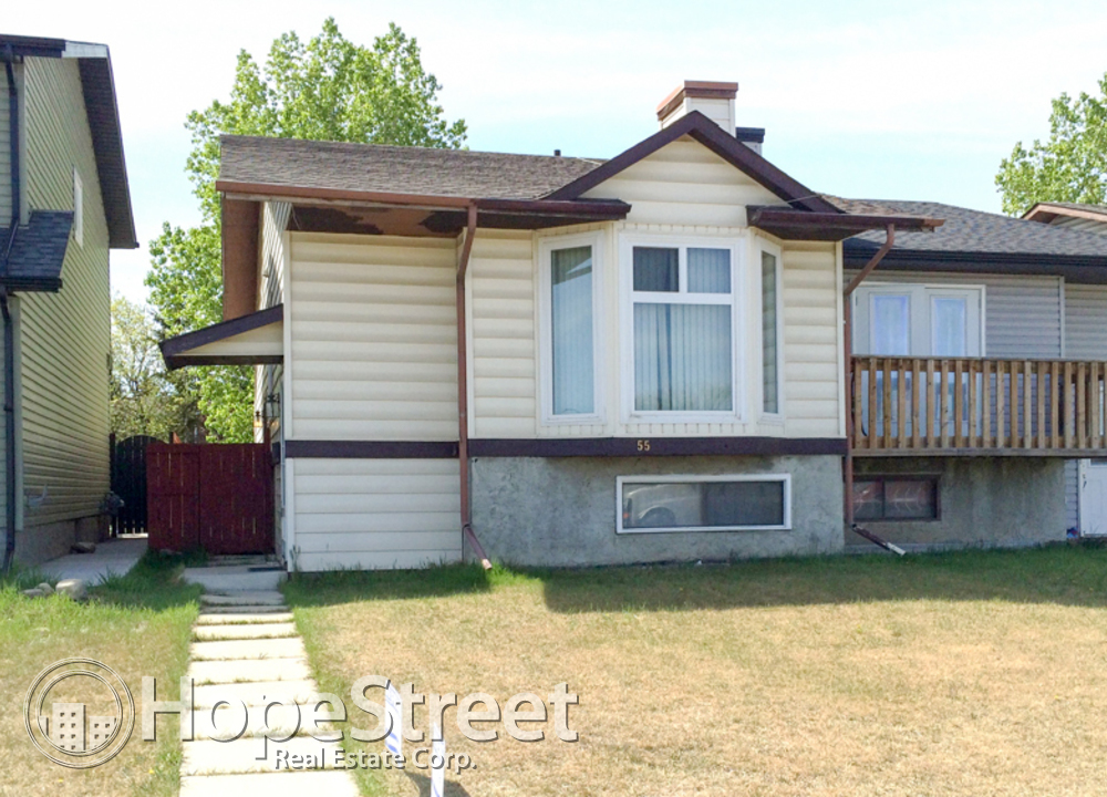 Calgary Alberta Duplex for rent, click for details...