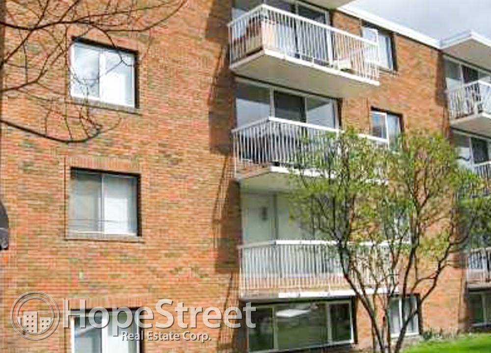 Calgary Du nord-ouest 1 chambre à coucher Appartement À louer