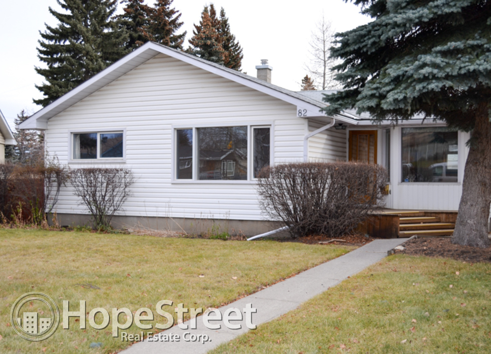 Calgary Downtown 3 bedroom House