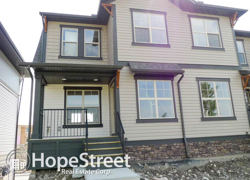 Cochrane Townhouse for rent, click for more details...
