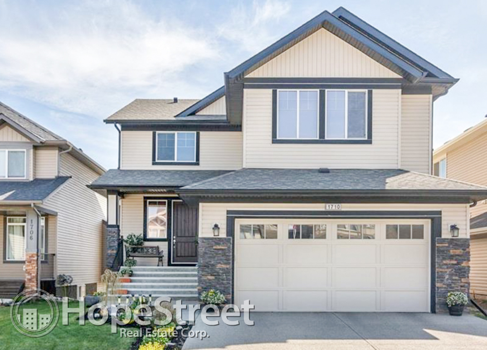 Airdrie 4 bedroom House