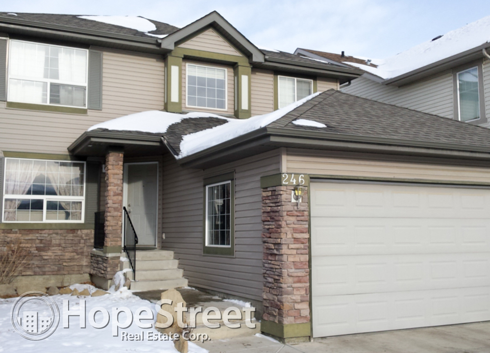 Calgary North East 4 bedroom House For Rent