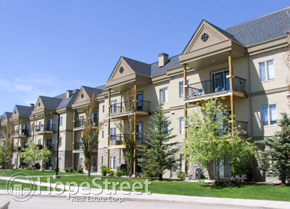 Calgary Du nord-ouest 2 chambre à coucher Appartement À louer