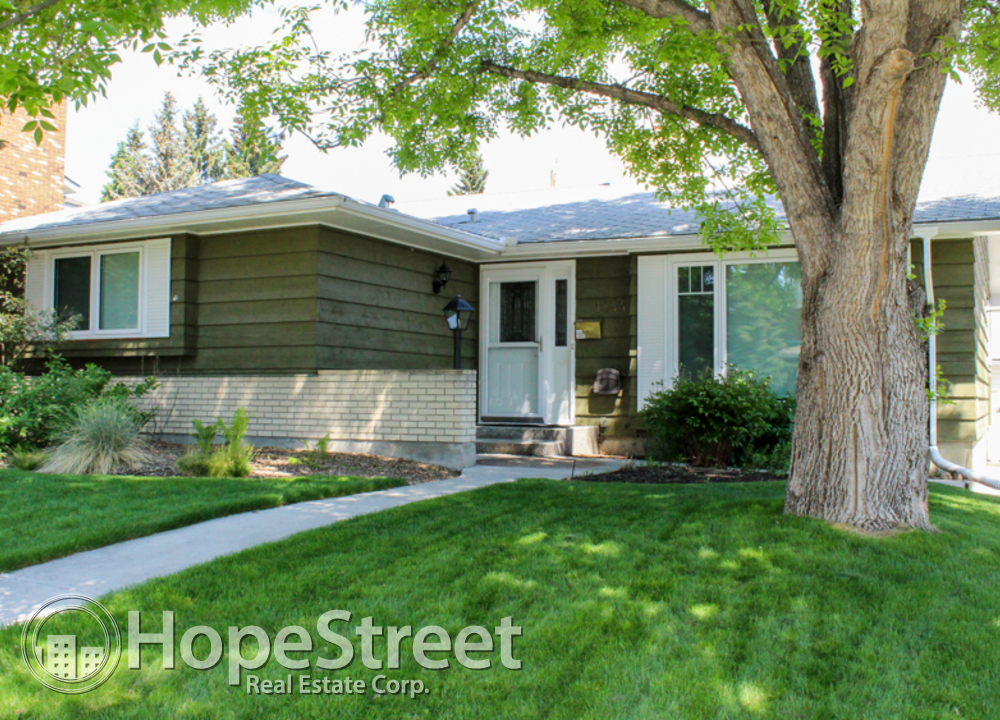 Calgary Alberta House for rent, click for details...