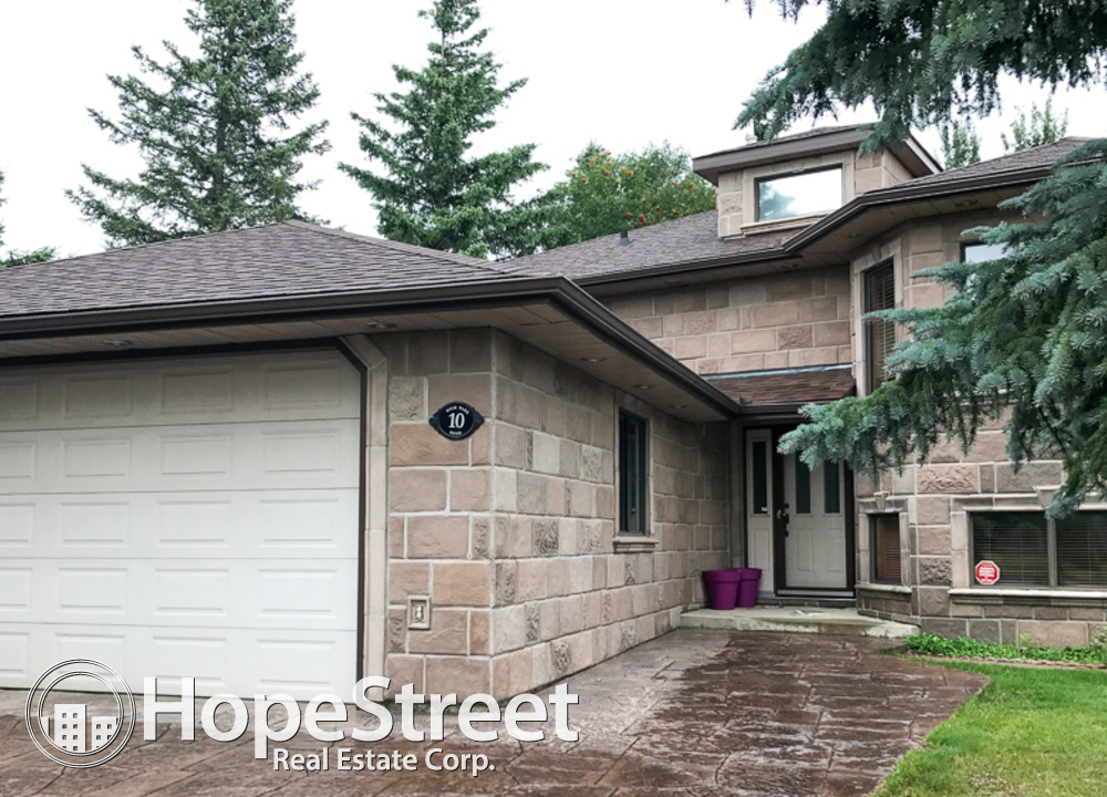 Stony Plain Alberta House for rent, click for details...