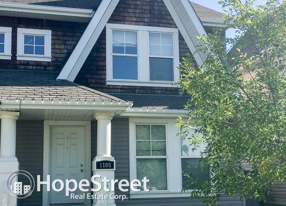 Edmonton Duplex for rent, click for more details...