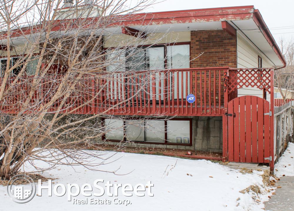 Calgary Du Sud-est 4 chambre à coucher Appartement À louer