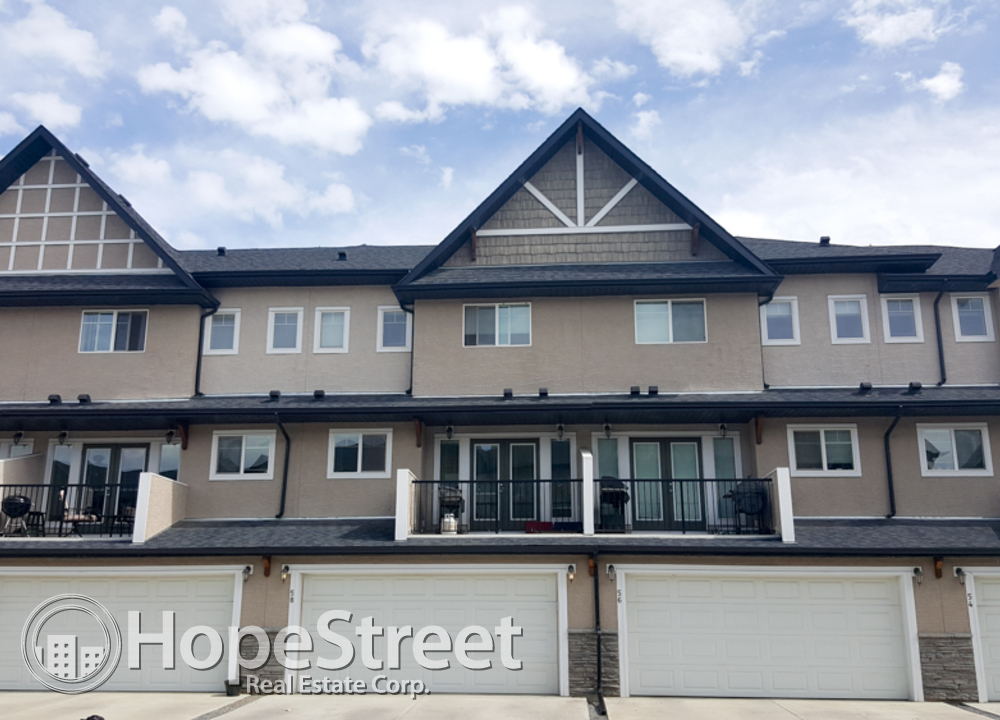 Okotoks 3 bedroom Townhouse