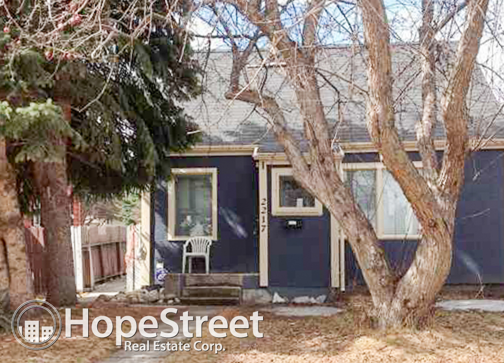 Calgary North West 2 bedroom House For Rent