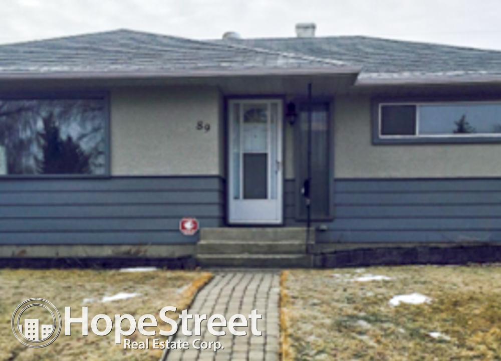 Calgary Du Sud-est 3 chambre à coucher Maison À louer