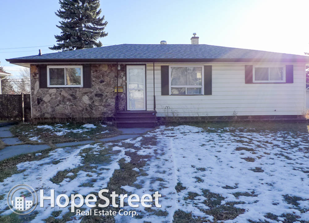 Calgary North East 2 bedroom House For Rent