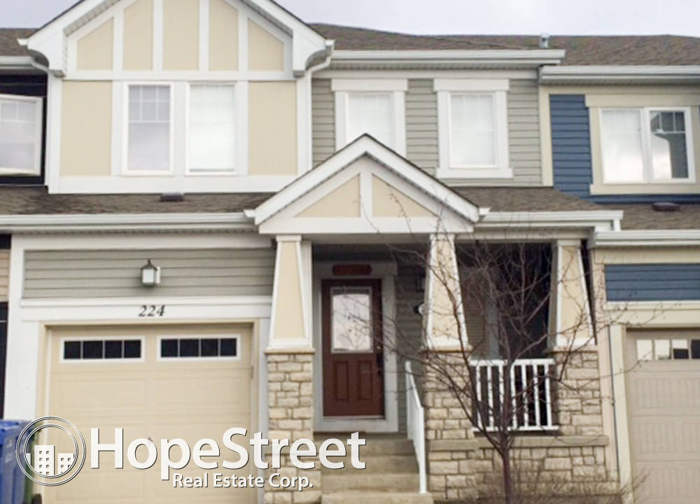 Chestermere 2 bedroom Townhouse
