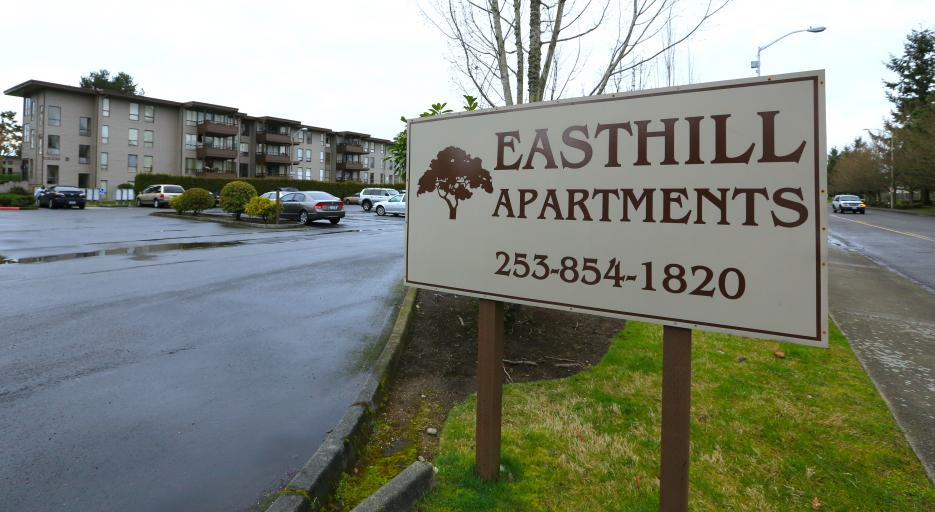 Easthill Apartments