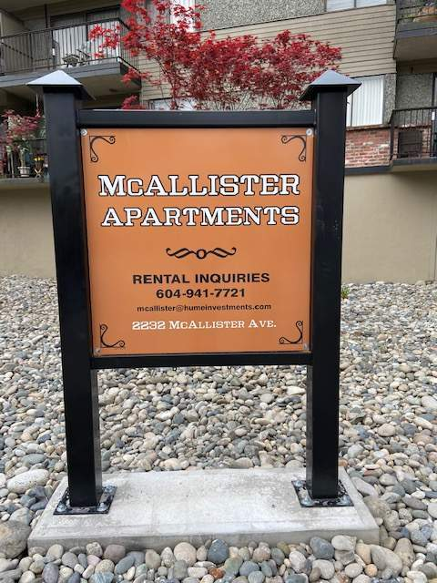 McAllister Apartments