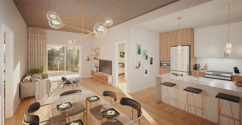 Lachine Appartement pour le loyer, cliquer pour plus de détails...