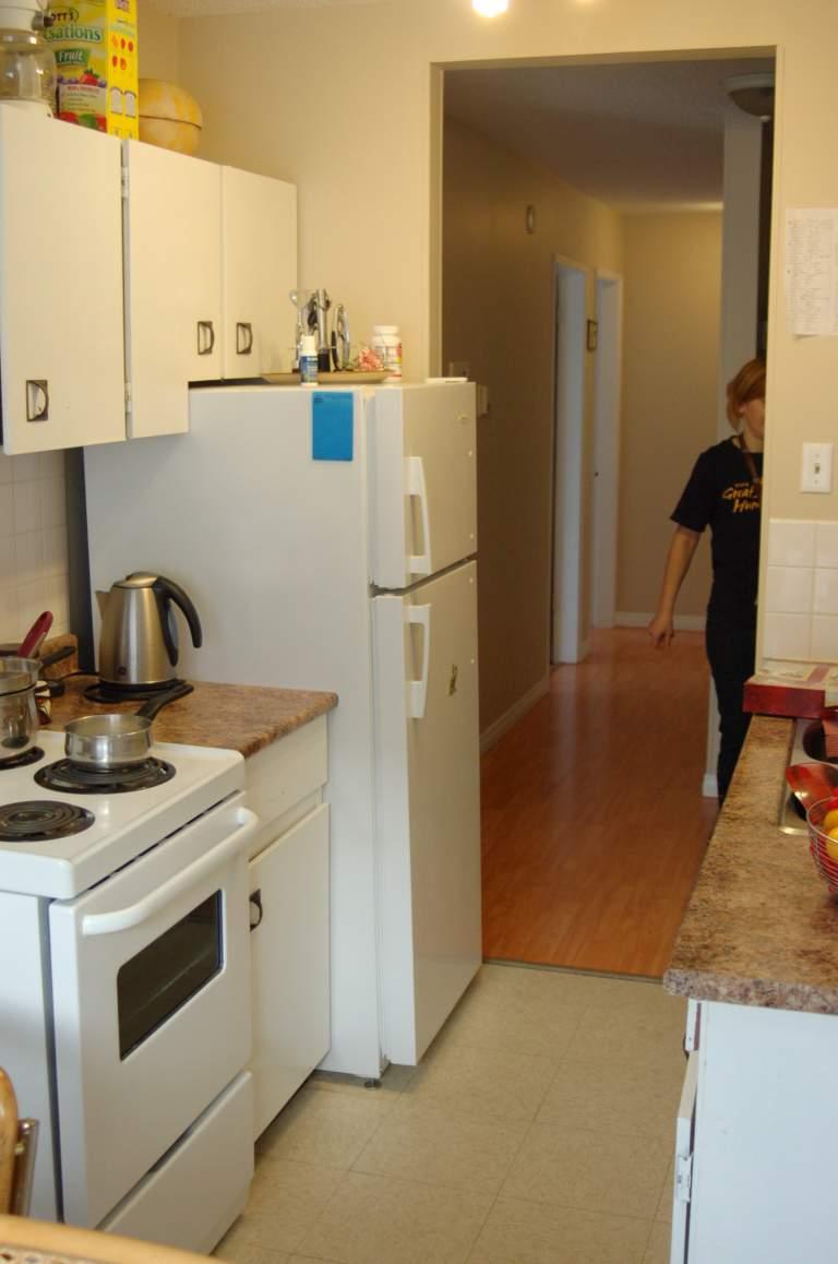 Edmonton Du centre 1 chambre à coucher Appartement À louer